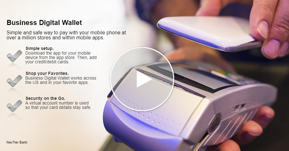Business Digital Wallet