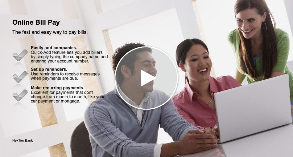 Business Online Bill Pay